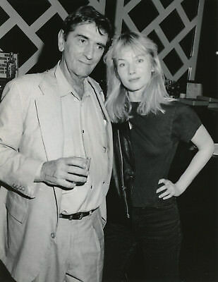 Happy birthday to Rebecca de Mornay who dated Harry Dean Stanton and was engaged to Leonard Cohen. Respect
