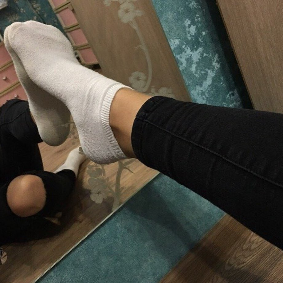 We make thousands of pounds selling our used knickers, socks and shoes to perverts online