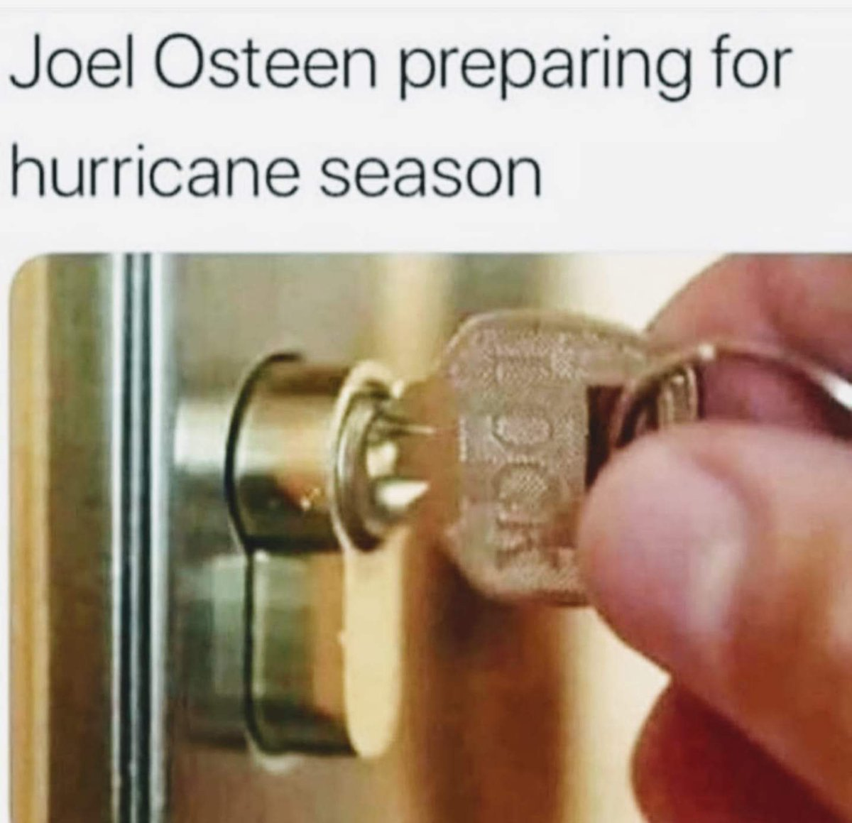 joelosteen hashtag on Twitter