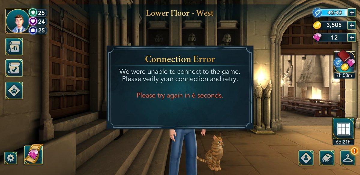 Harry Potter: Hogwarts Mystery on Twitter: