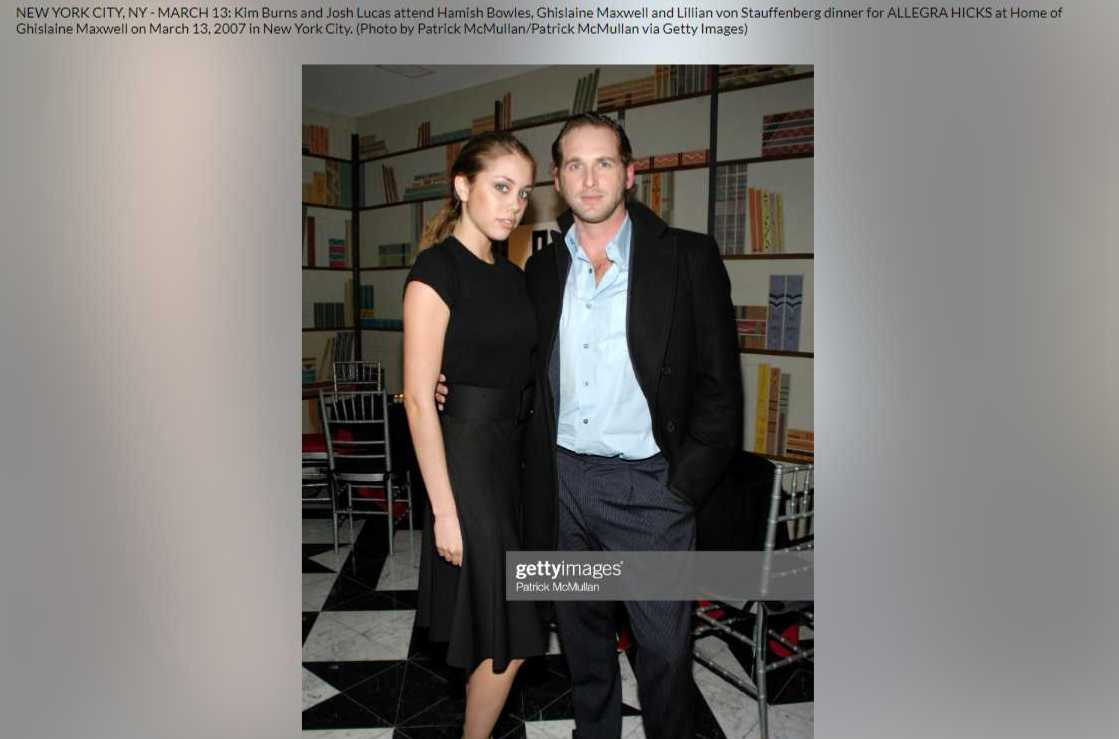 Agenthades On Twitter This Mysterious Epsteinassociate Was Seen Arm To Arm With Epstein In 2005 Attending The Imperia U S Launch Party Dana Burns Or Is It Kim Https T Co Wgqrdqtekf