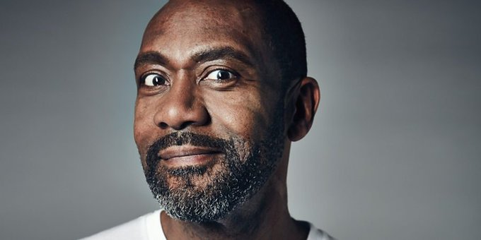 Happy birthday to comedy icon and charity pioneer, Sir Lenny Henry.