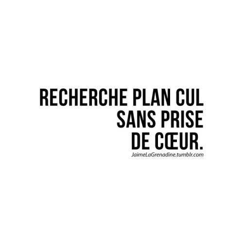 Cul recherche plan ❤️ Plan