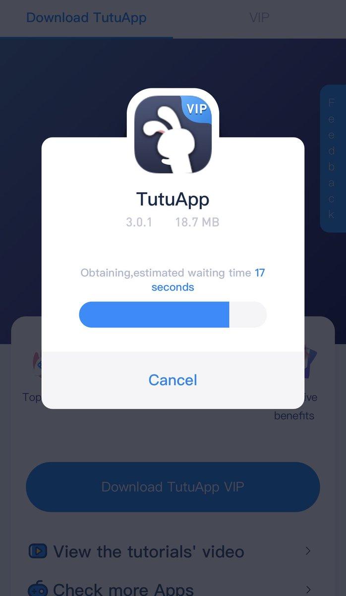 tutuapp hashtag on Twitter