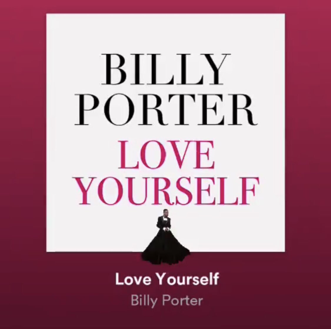 Congratulations to @theebillyporter for going NUMBER ONE on the @billboard Dance Chart!!! 👏🏻👏🏻👏🏻