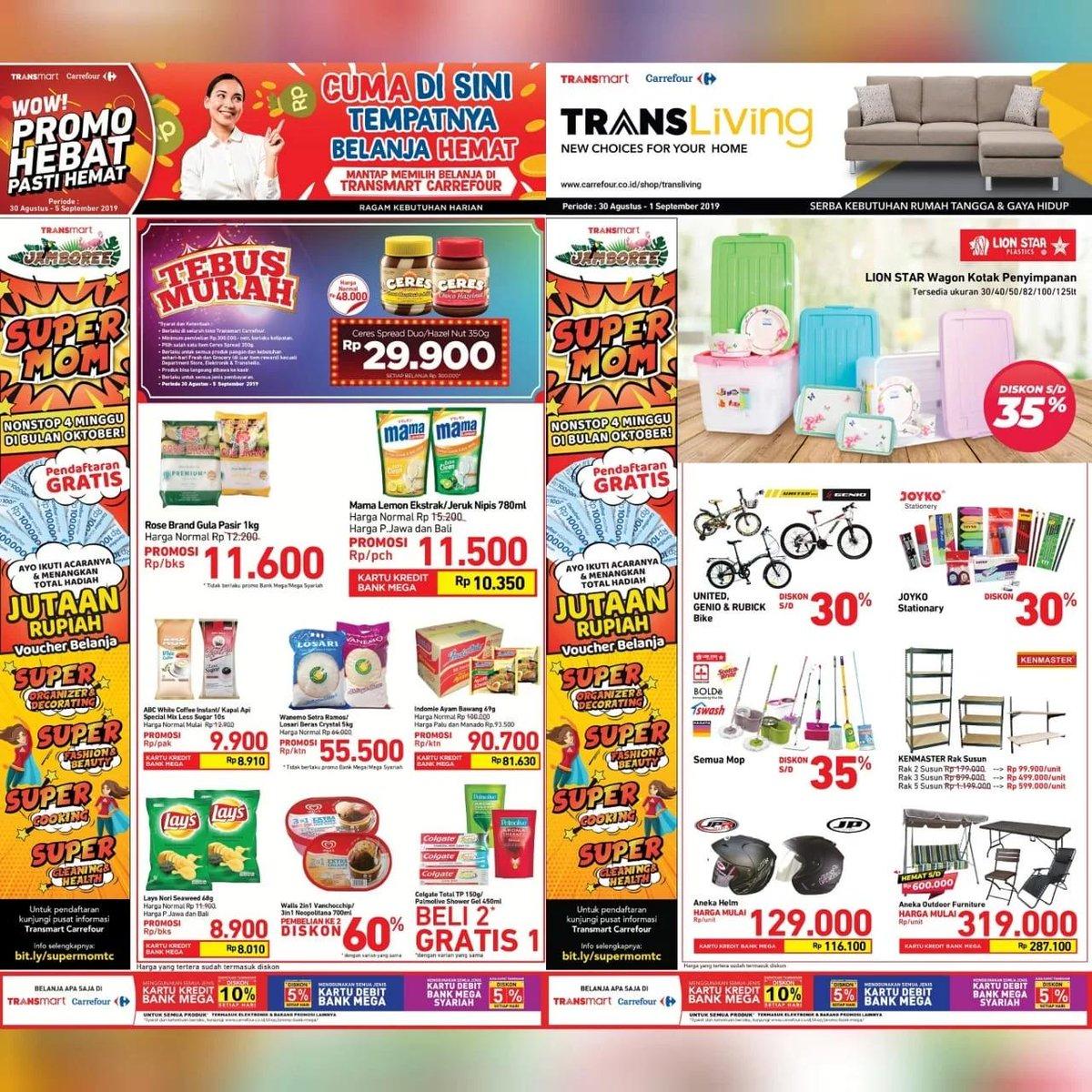 À¦Ÿ À¦‡à¦Ÿ À¦° Giladiskon Indonesia Katalog Promo Jsm Carrefour Supermarket Periode 30 Agustus 5 September 2019 Https T Co Zjjahv3zpg Carrefour Promocarrefour Katalogcarrefour Jsm Promojsm Katalogjsm Giladiskon Katalogpromo