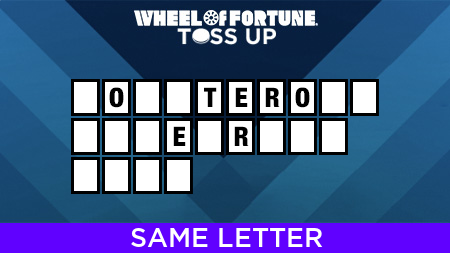 Same Letter Wheel Of Fortune.Phi Ly Phily498 Twitter