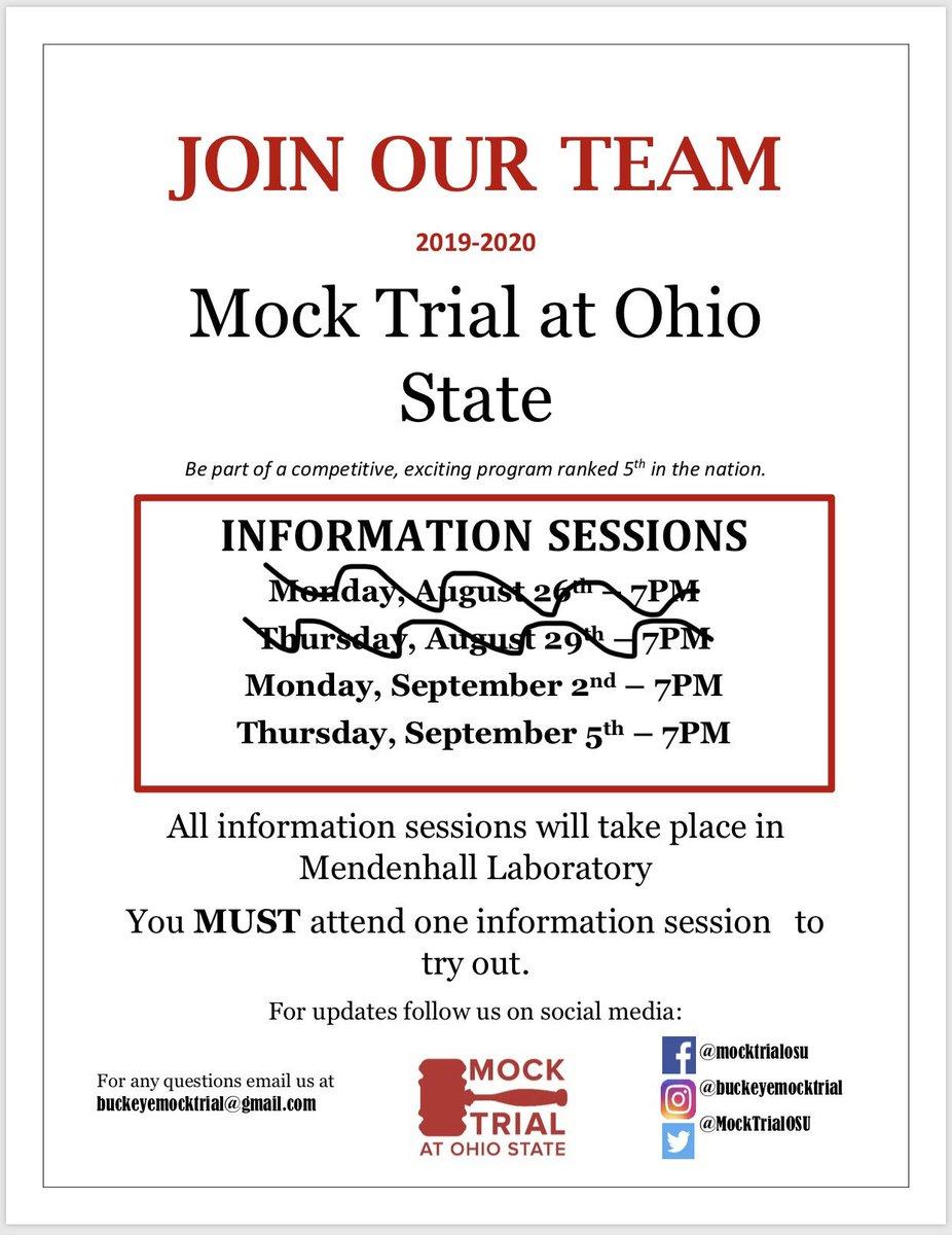 Mock Trial at OSU (@MockTrialOSU)   Twitter