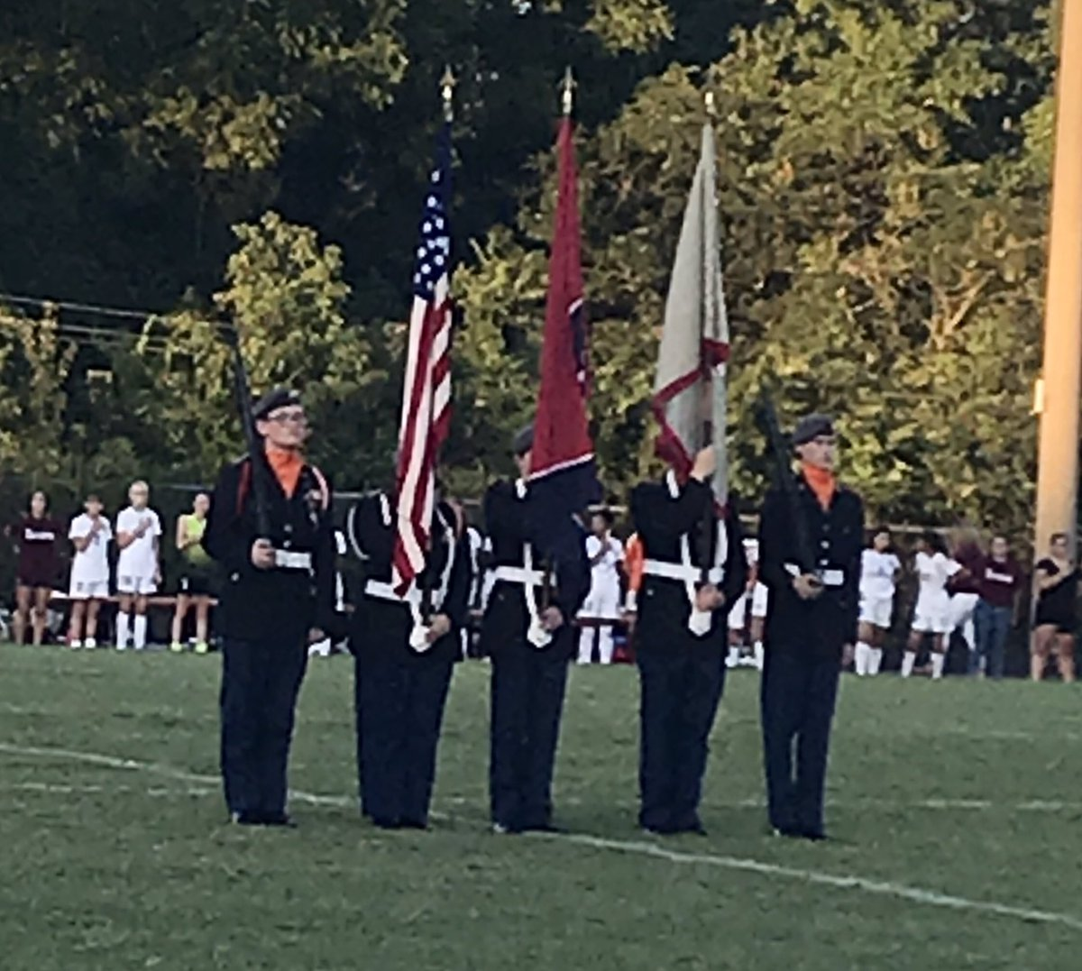 So proud of our JROTC! @DCcougarnation #seizetheday <br>http://pic.twitter.com/mtmhTTiQJ7