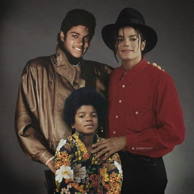 Happy 61th Birthday Michael Jackson, King of Pop forever