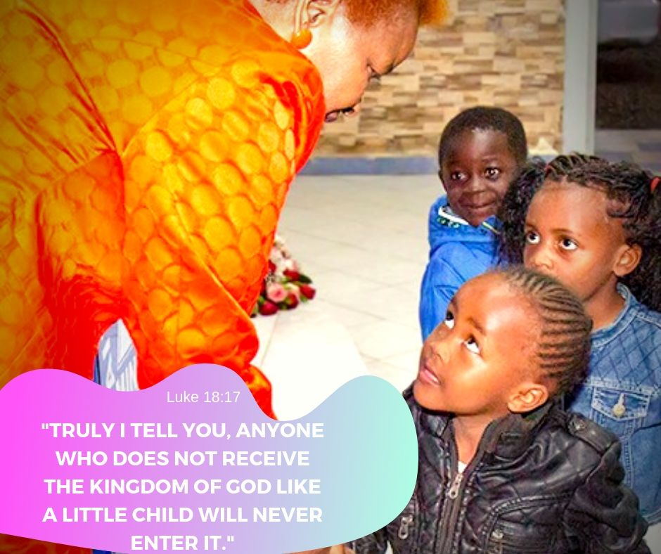 Truly I tell you, anyone who does not receive the kingdom of God like a little child will never enter it. Luke 18:17 #FaithFriday #GodIsLove _________________ #FridayFeeling #FearlessFriday #FridayMotivation #FollowFriday #FridayThoughts #FeatureFriday