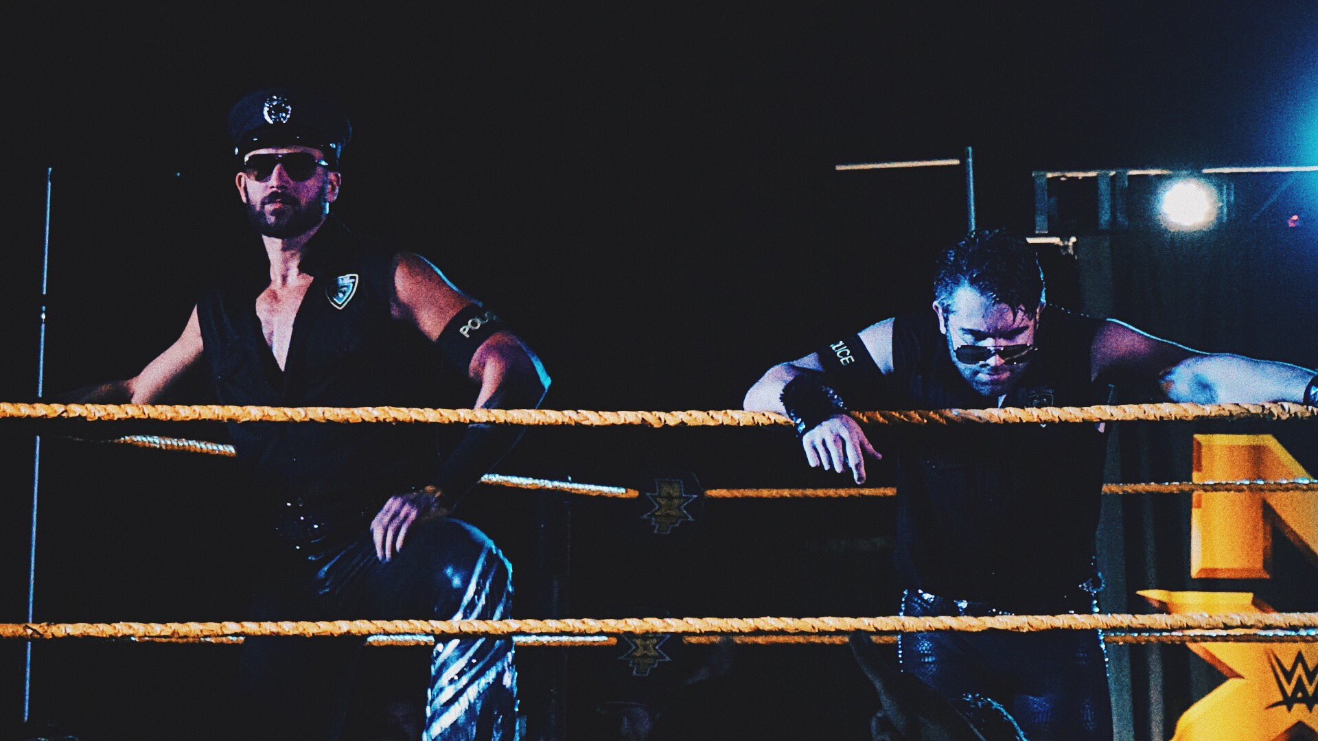WWE NXT Live Event Results From Orlando (8/29): Champion Vs. Champion, Breezango, The Street Profits