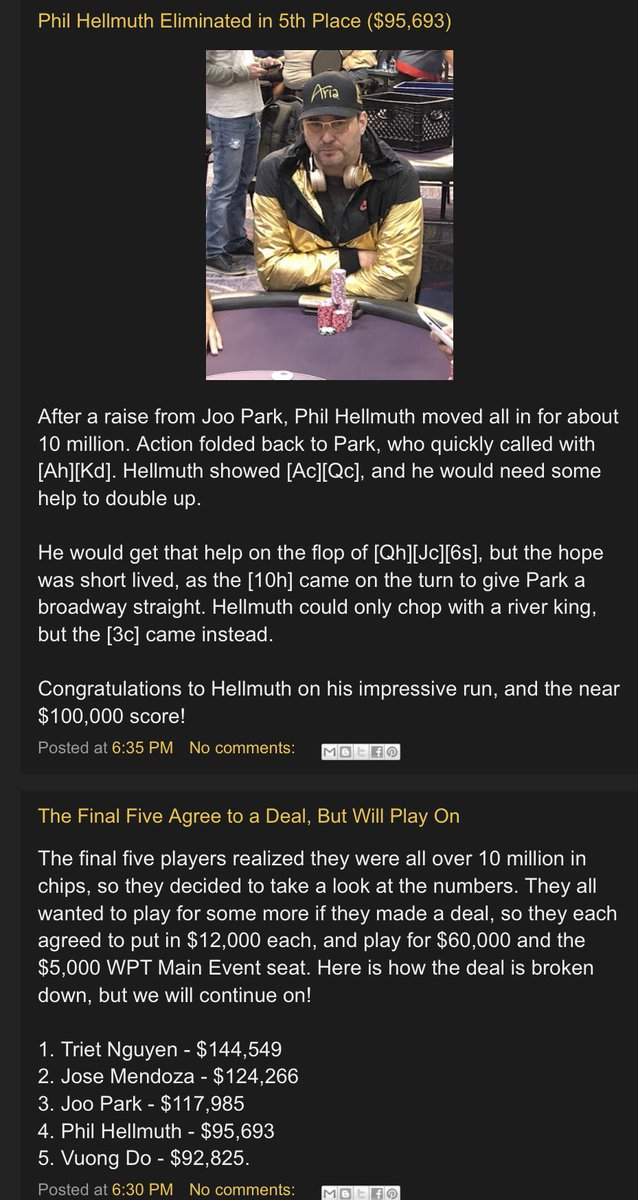 phil_hellmuth on Twitter: