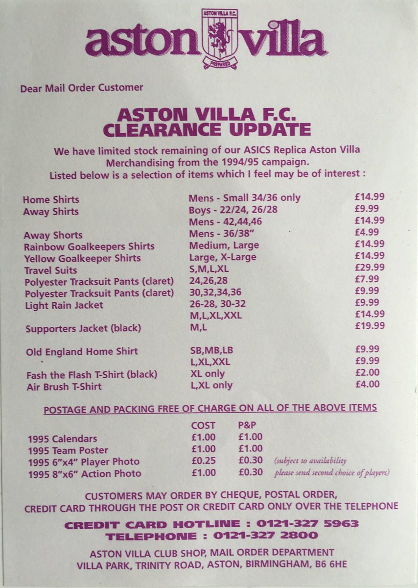 Aston Villa Credit Card Aston Villa News Now