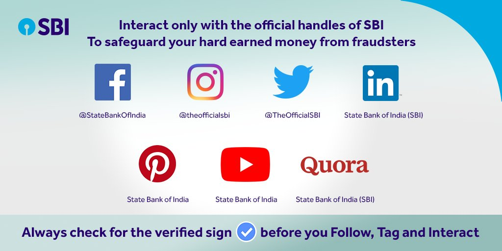State Bank of India (@TheOfficialSBI) | Twitter