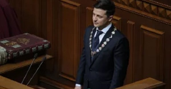 Зеленский хочет лишить кнопкодавов и прогульщиков мандатов - Цензор.НЕТ 9192