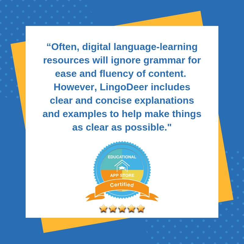 LingoDeer - Learn Korean, Japanese & Chinese (@Lingodeer