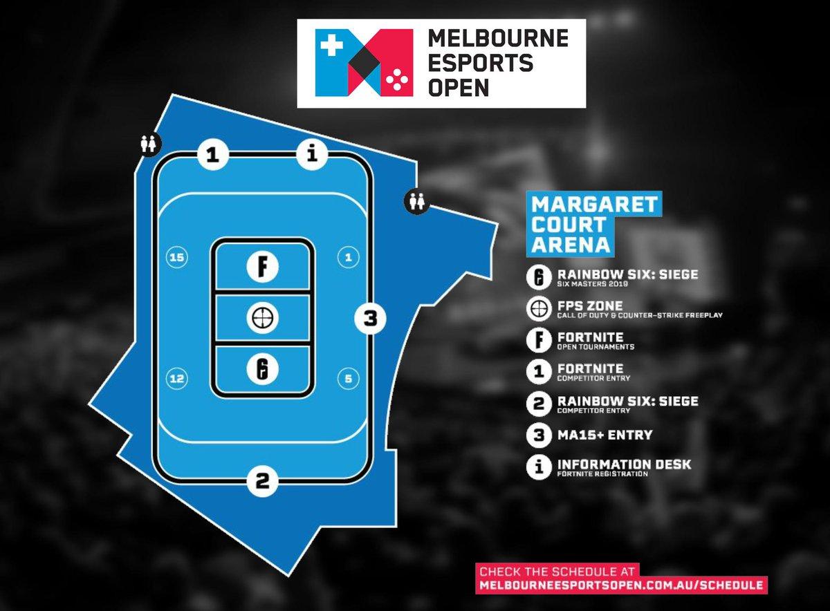 Margaret Court Arena on Twitter: