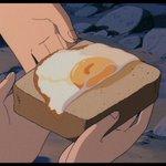 ジブリ作品に登場する料理と言えば?ラピュタに登場するラピュタパンしかない!