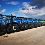 Image for the Tweet beginning: Some Nice New Holland Lined
