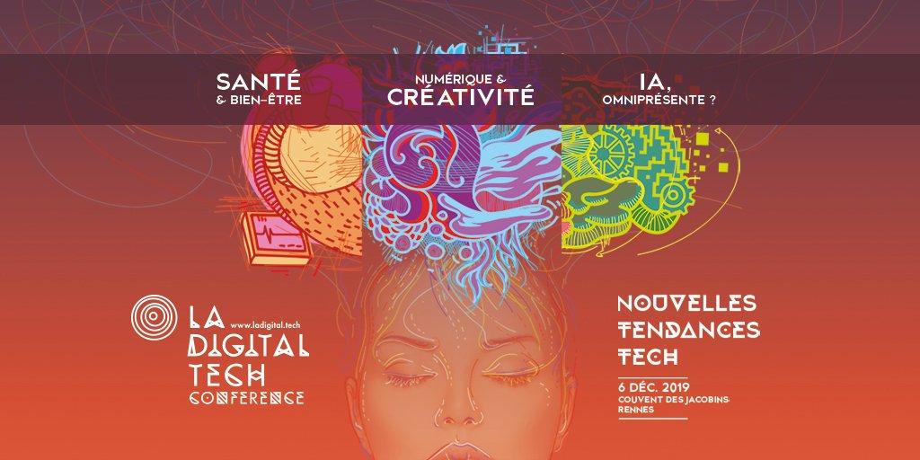 Chic le #weekend est là ! On va pouvoir lire la #newsletter du @Le_Poool et découvrir les #7 premiers #speakers de La #digitalTC .