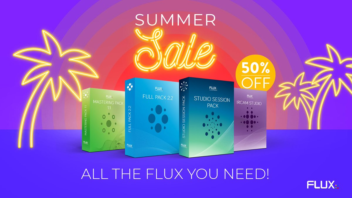 Flux : Distribution by Plugivery