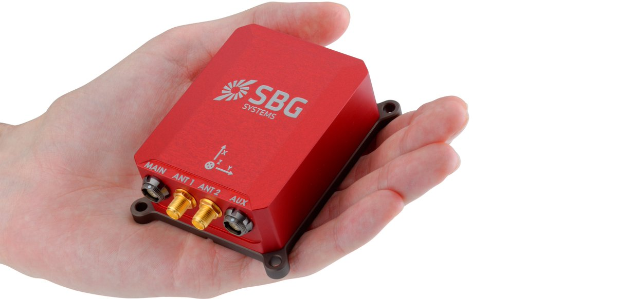 SBG SYSTEMS (@SBG_Systems) | Twitter
