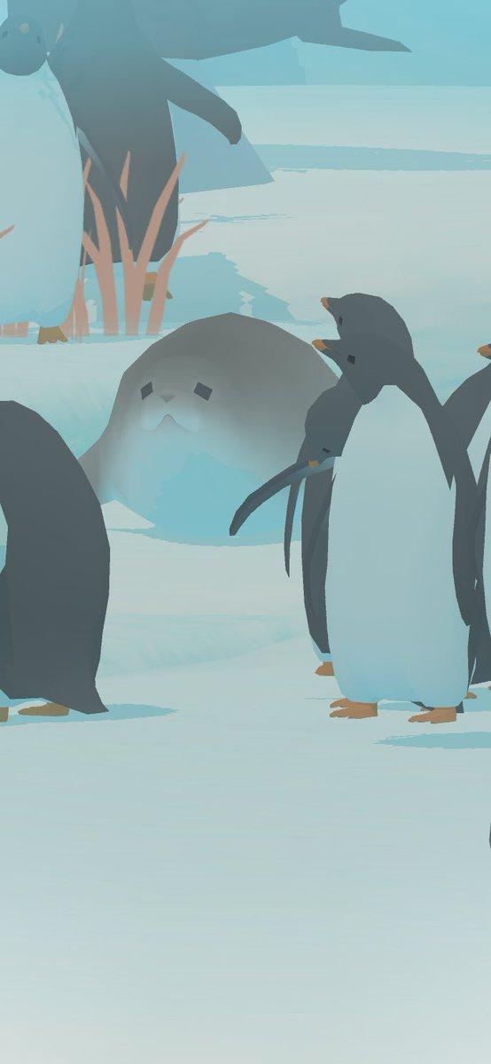 の 島 ガチャ ペンギン