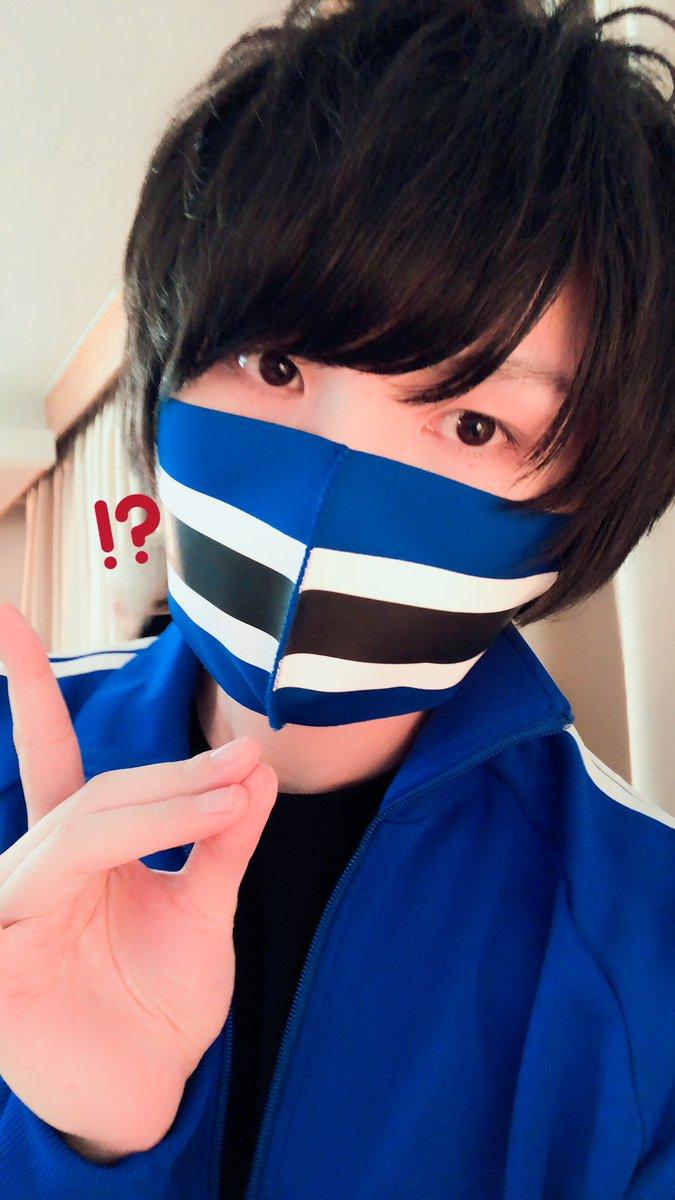 まる マスク ひき