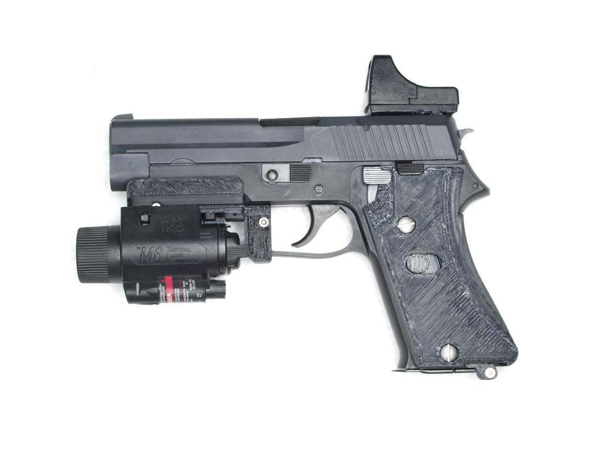 拳銃 自衛隊 新