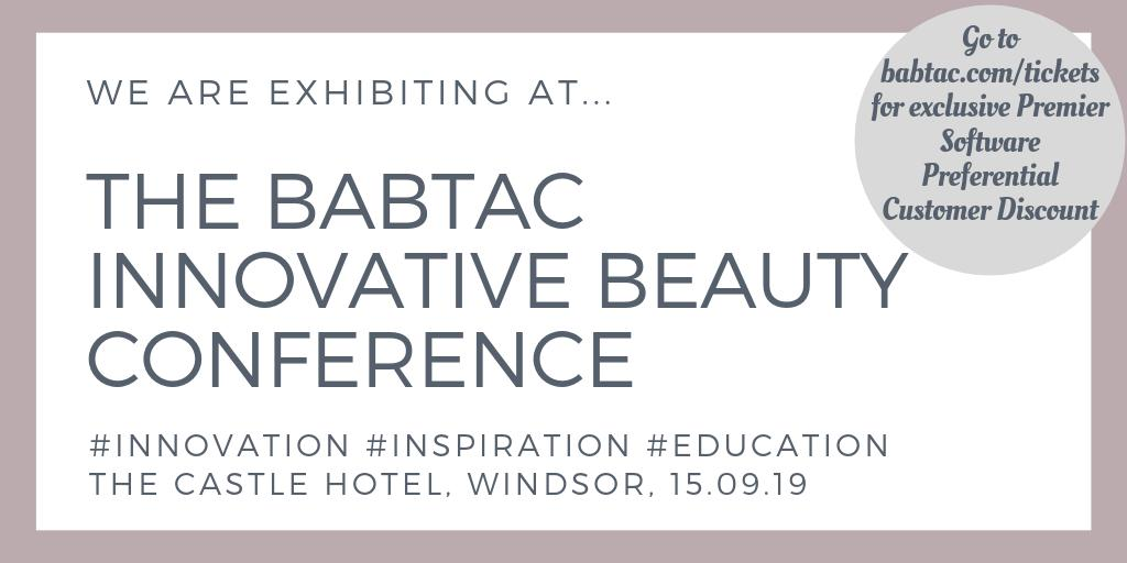 Brush up on all the details of the beauty industry with BABTAC's Innovative Beauty Conference in Windsor! As a host, we're offering customer discounts when you book tickets! Book now for 15th September at: http://ow.ly/q1sQ50vFlj5   #Innovation #Education #BABTAC #BeautyConference