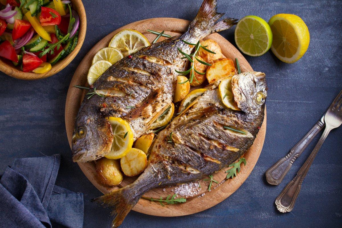 فوائد أكل السمك للأطفال