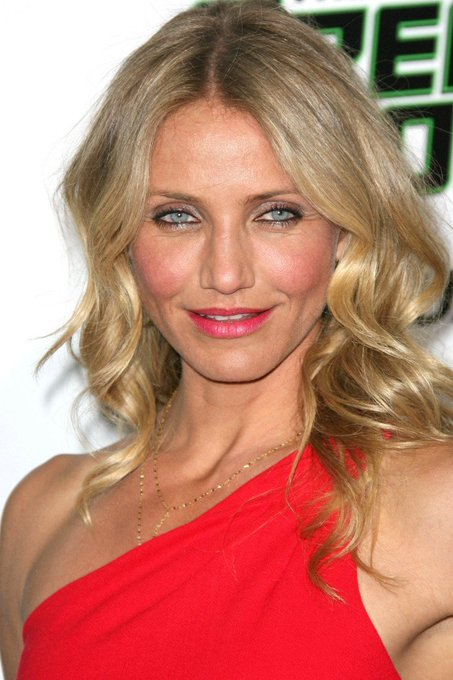 Happy Birthday dear Cameron Diaz!