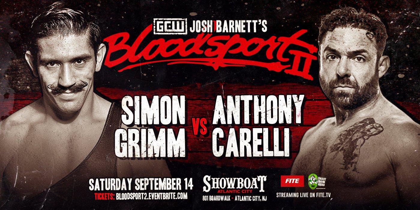 Grimm-Carelli at Bloodsport 2