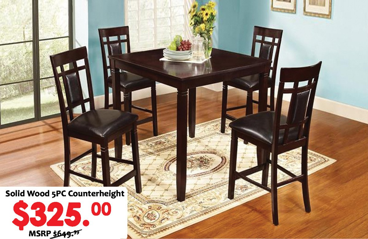 Jmd Furniture On Twitter Labor Day Super Sale Is On Now Dining Room Sets Are Liquidated 5pc Counterheight Dining Table With Cushions 325 Shop Online Https T Co Cg8aa4pfd2 Call 1 800 541 4707 Text 703 348 9809 Https T Co Rqxoosjkaq