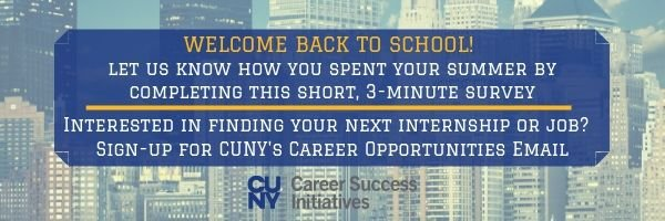 Career Success Initiatives (@CUNY_Works) | Twitter
