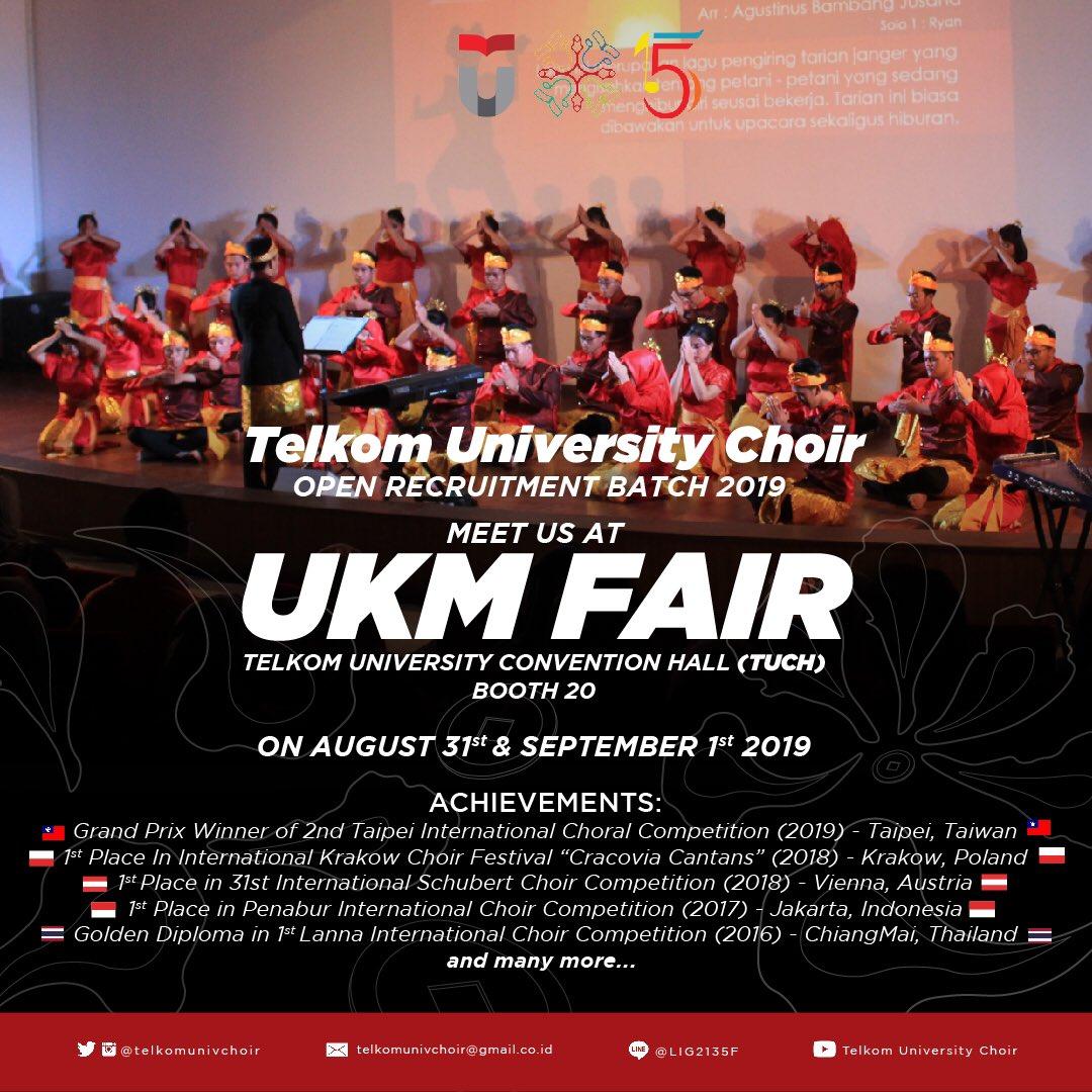 Telkom Univ  Choir (@TelkomUnivChoir) | Twitter