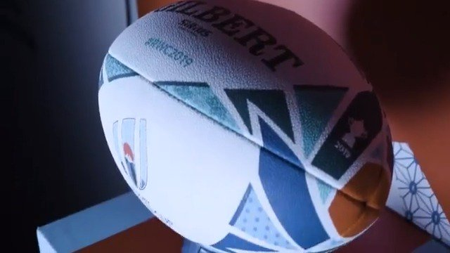 Whats in a ball? 🏉 We talk to specialists at @Gilbert_Rugby to find out what makes the #RWC2019 ball so unique from advanced grip technology to Japanese design elements.