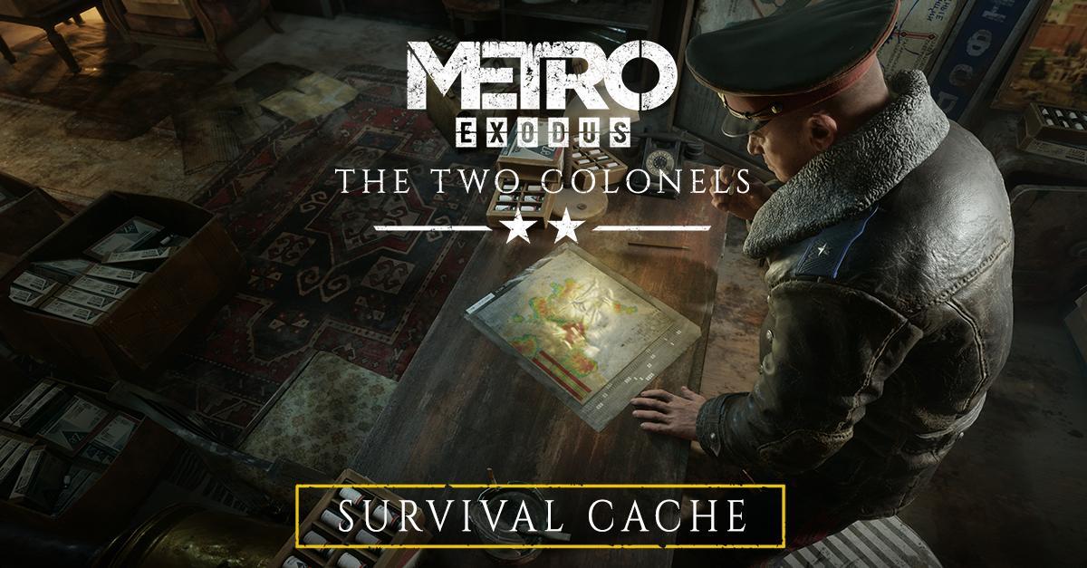 Metro Exodus (@MetroVideoGame) | Twitter