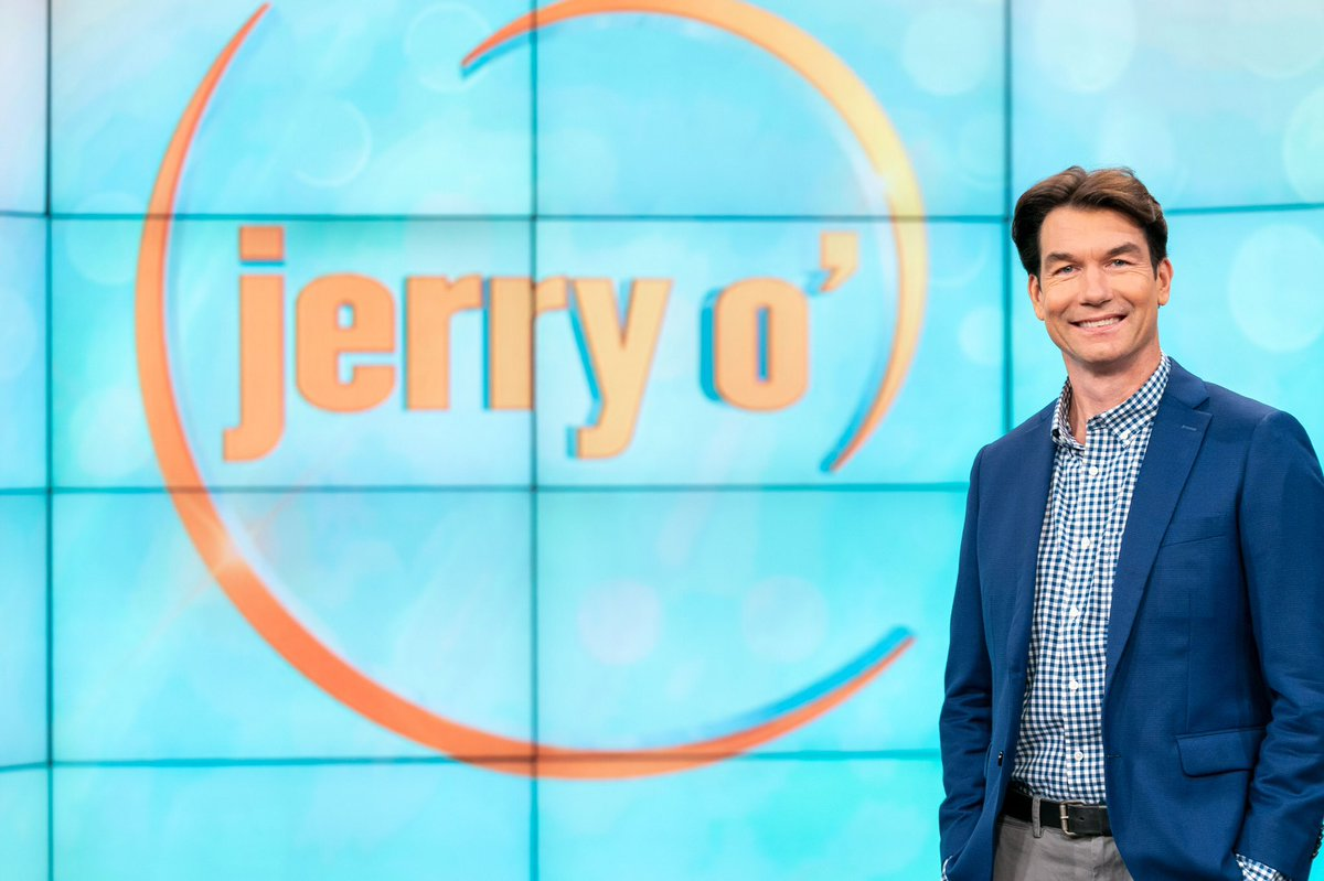 The final episode of the @jerryoshow summer event is today and a special surprise guest stops by. Plus the World's Strongest Man helps Jerry move back to LA!