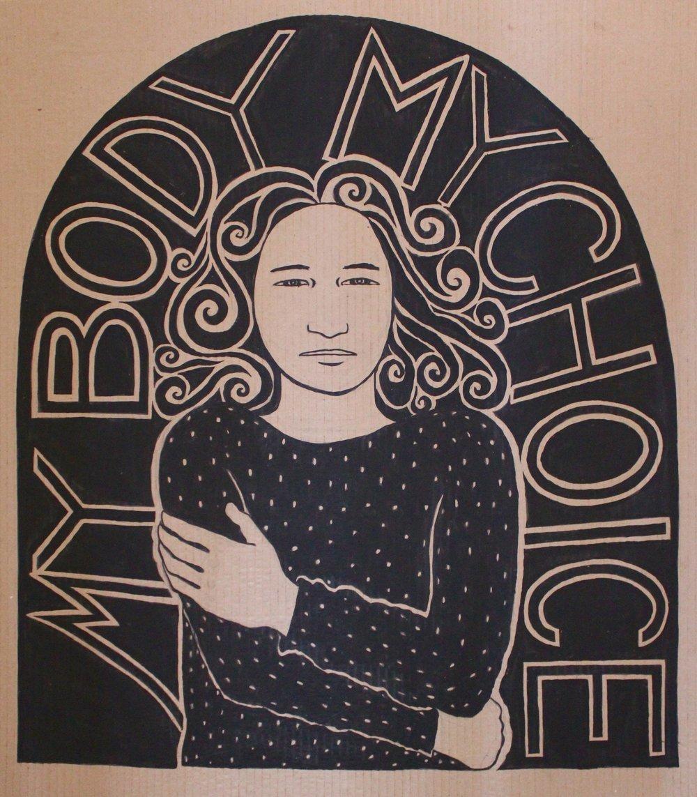 Art by Radici Studios   #radfem #radicalfeminist #feminist #feminism #womensliberation #womenslib #womensliberationmovement #abortionrights #freeabortionondemand #prochoicepic.twitter.com/64CqmLYzgW