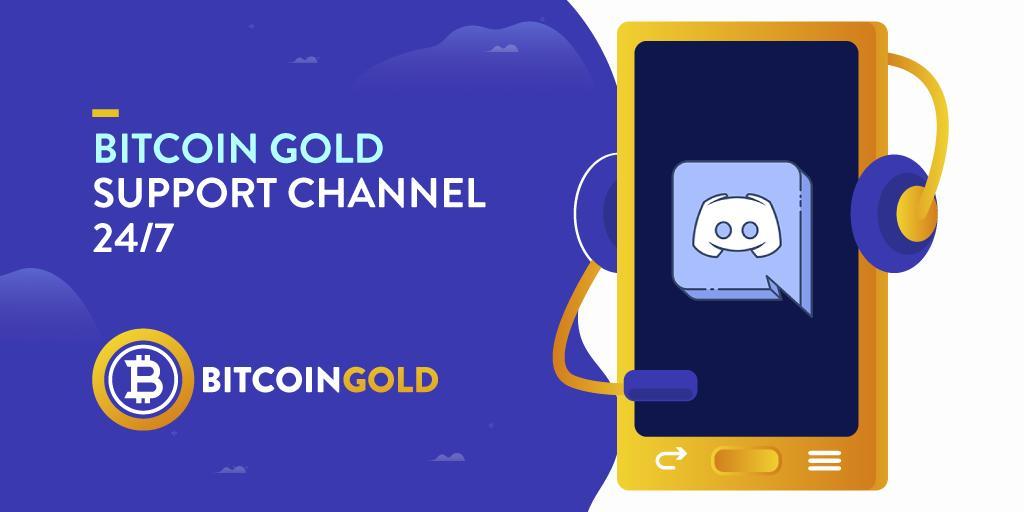 Bitcoin Gold [BTG] (@bitcoingold) | Twitter