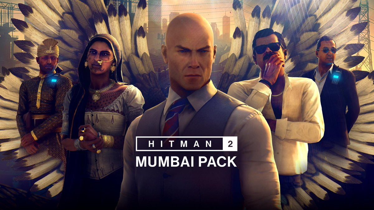 Io Interactive On Twitter Hitman 2 Mumbai Pack Is Out Now This
