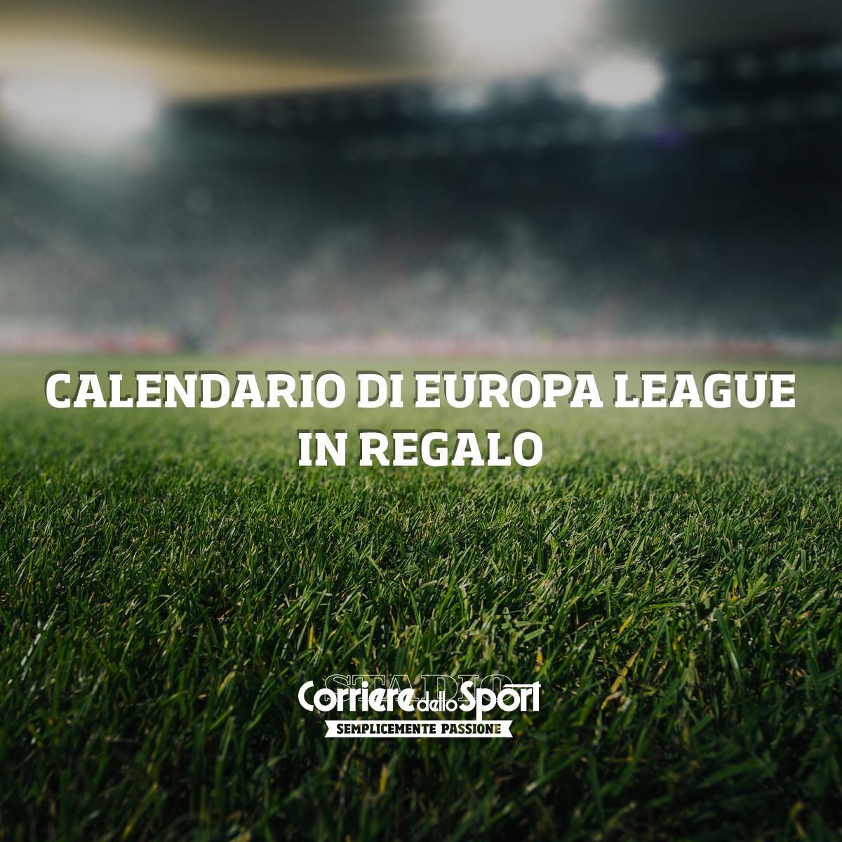 Corriere Dello Sport Calendario.Corriere Dello Sport On Twitter Il Calendario Di