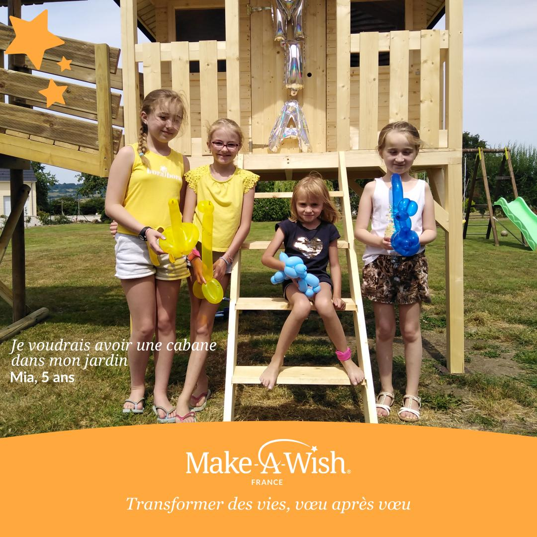 Make-A-Wish France on Twitter: \