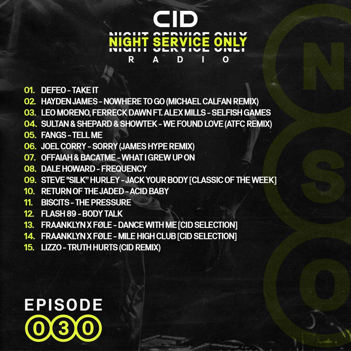 CID (@CIDmusic) | Twitter