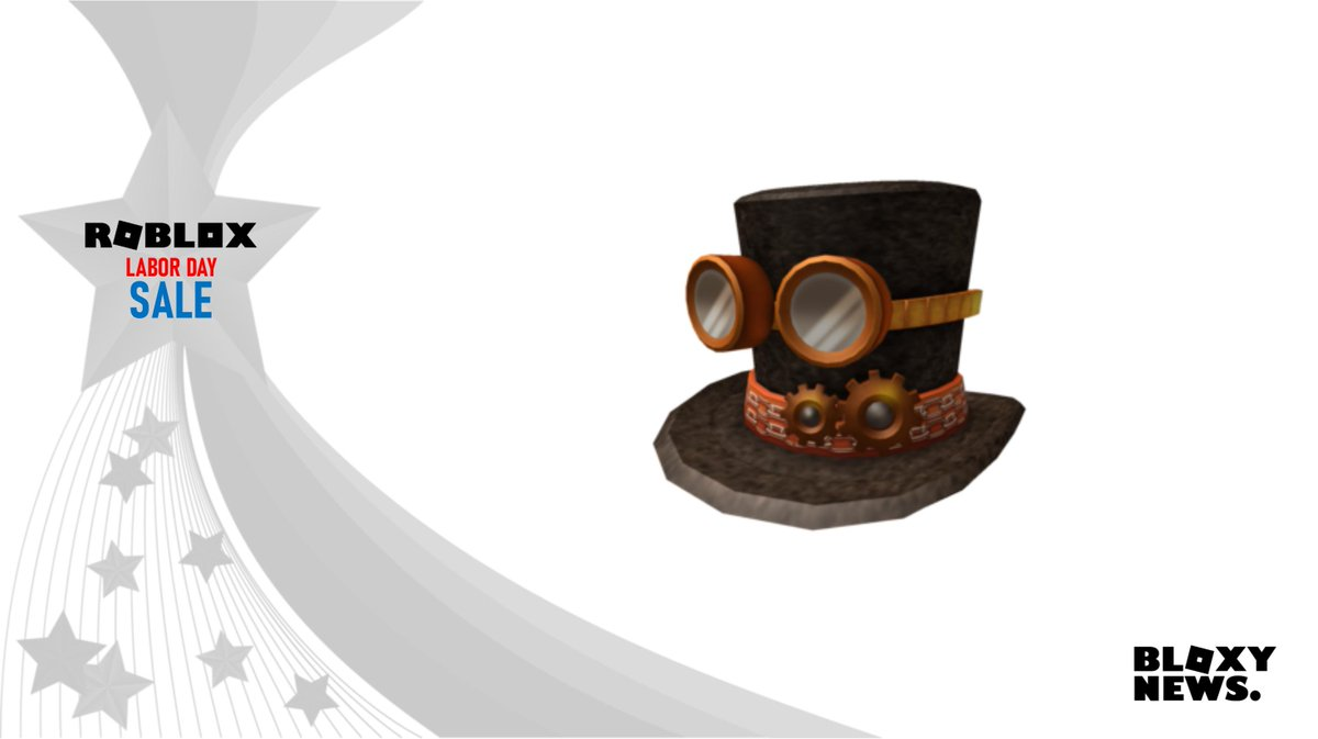 Bloxy News On Twitter I Ve Finally Found The Perfect Steampunk