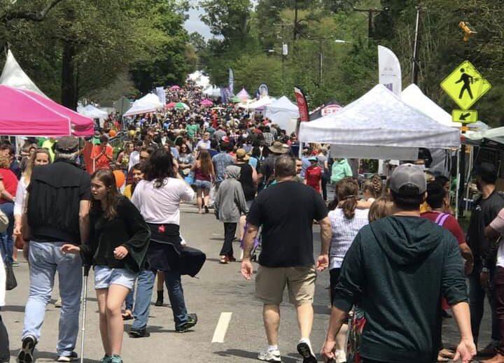 Flowertown Festival 2020.Summerville Ymca On Twitter Mark Your Calendars For