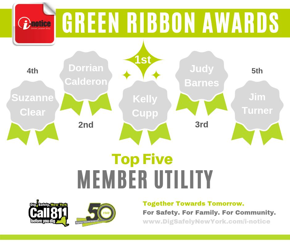 Here are the Top 5 Green Ribbon Award Leaders for Member Utility! Visit https://t.co/4vZAuDOpMU to…