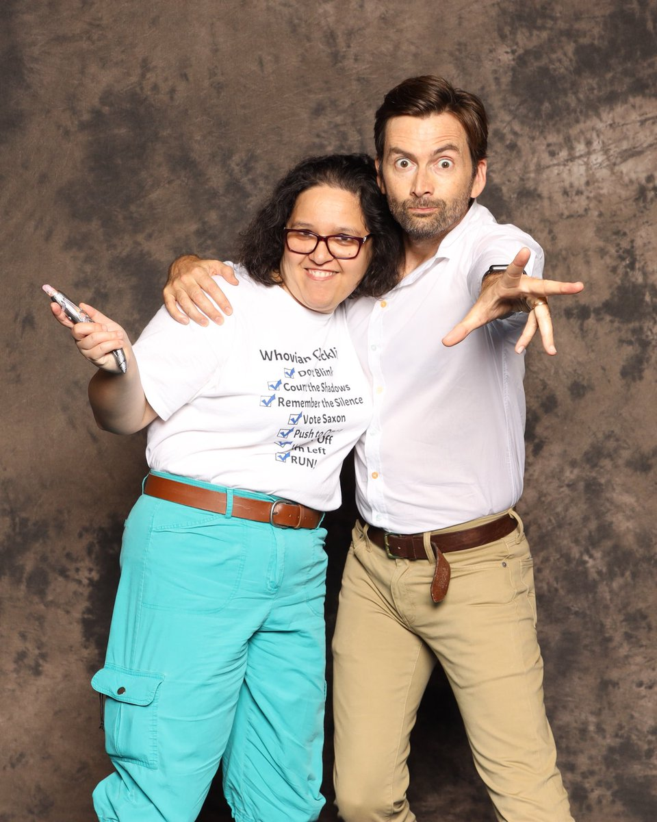 David Tennant at Dragon Con fan convention in Atlanta, GA - Friday 30th August 2019